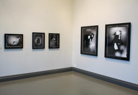 Turun taidemuseo Veli Granö Ylösnousemuksia Kirlian photos