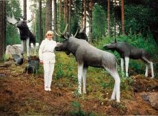 Arja Alhonranta, Pyhäranta © Veli Granö 1985