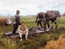 Arto Ali-Eskola, Marttila © Veli Granö 1986