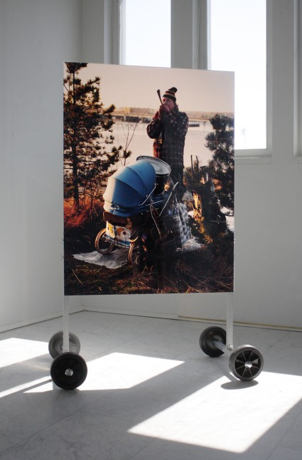 Juha Kivano, Kluuvi Gallery, 2009