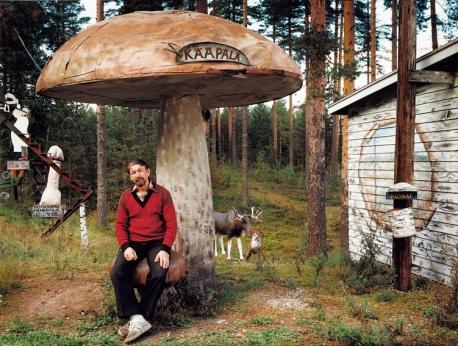Ensio Tuppurainen, Valkeala © Veli Granö 1986