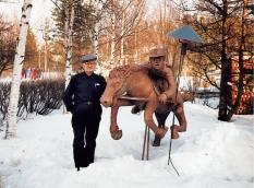 Hilpi Järvinen, Lahti © Veli Granö 1986