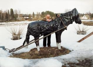 Sigrud Nygård, Oravainen © Veli Granö 1987