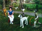 Lilli Laine, Piikkiö ©Veli Granö 1986