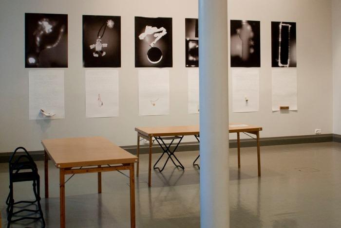 Kirlian workshop at Turku Art museum, 2011