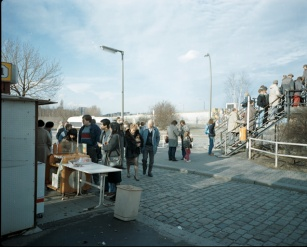 Berlin wall, © Veli Granö 1984