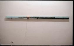 Etsijät, Searchers, installation view: Kunsthalle Helsinki, finland,1995