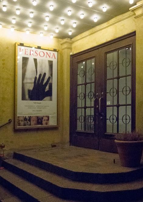 Persona, Hippolyte gallery, 2015