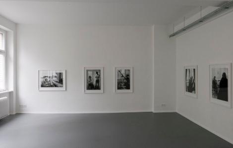 Showroom Berliini, Charlottenstrasse 95, Berlin-Kreuzberg